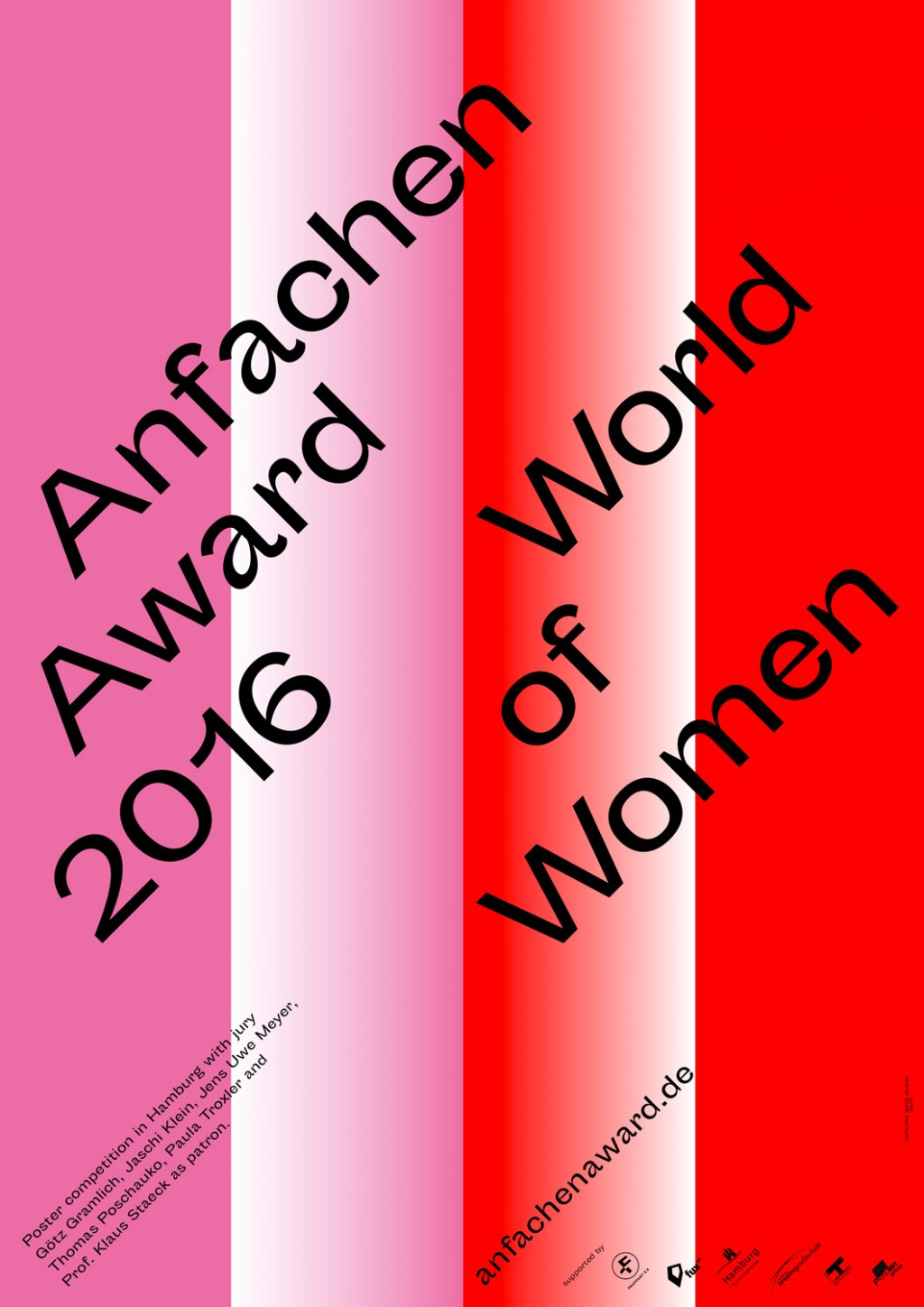 MARCEL HÄUSLER Anfachen Award — World Of Women