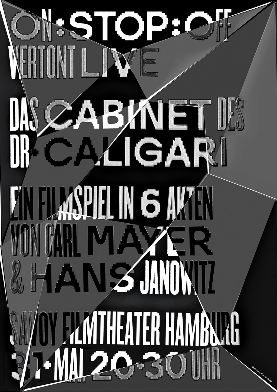MARCEL HÄUSLER Das Cabinett des Dr. Caligari