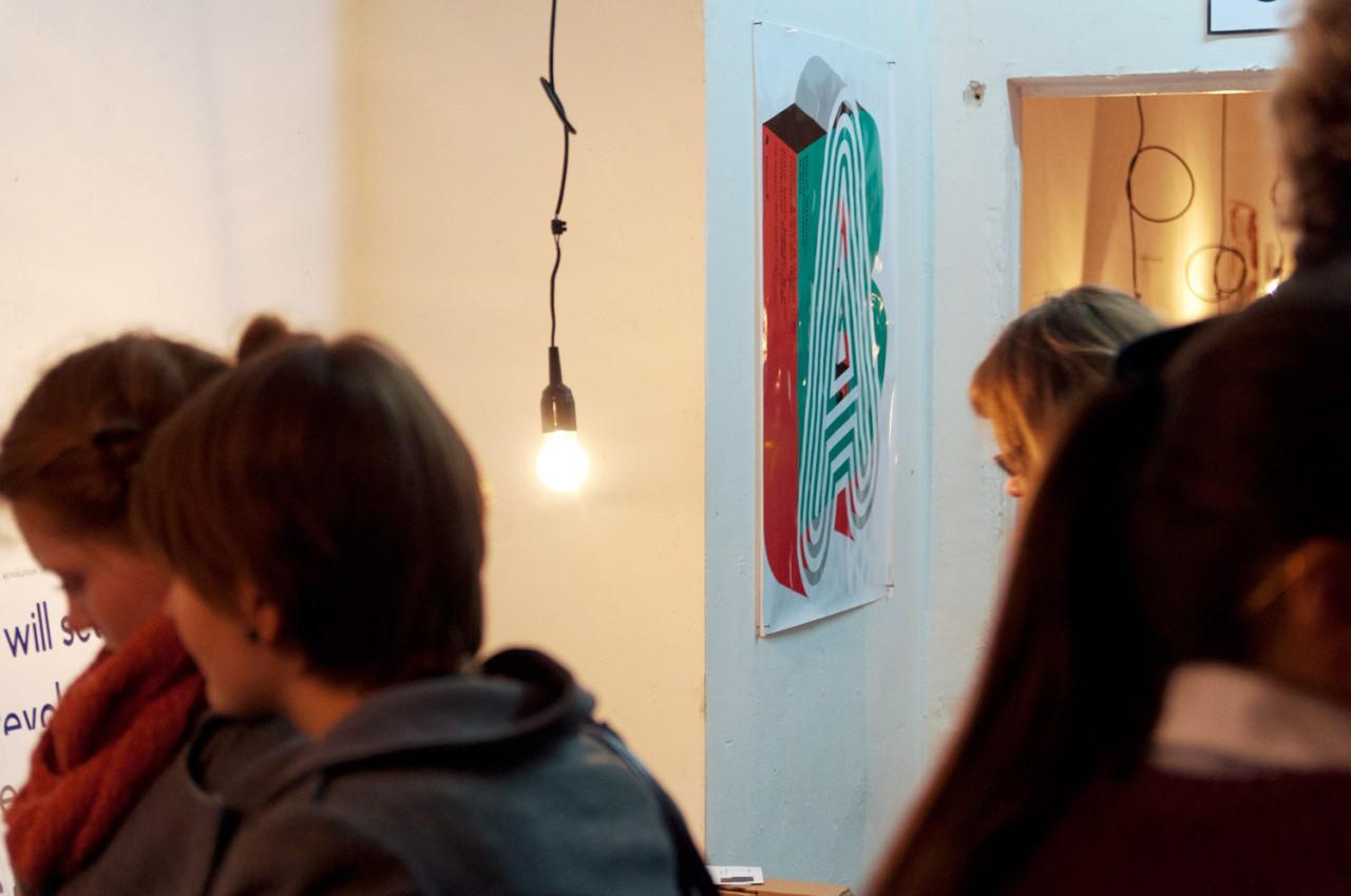 MARCEL HÄUSLER Bachelor Ausstellung